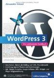 Produktempfehlung: WordPress – Das umfassende Training