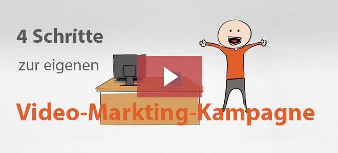 4 Schritte zur Erstellung einer Video-Marketing-Kampagne